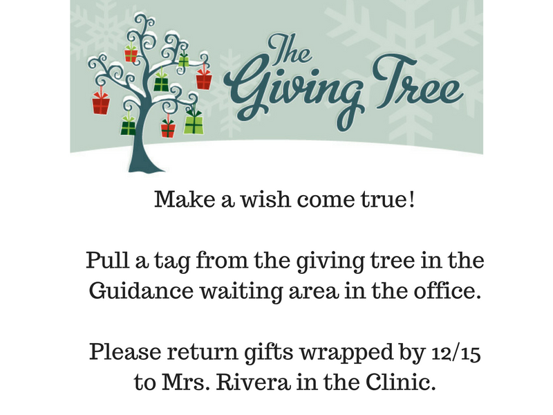Giving Tree 2017