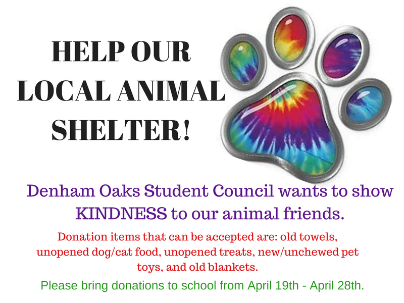 Animal Shelter Drive