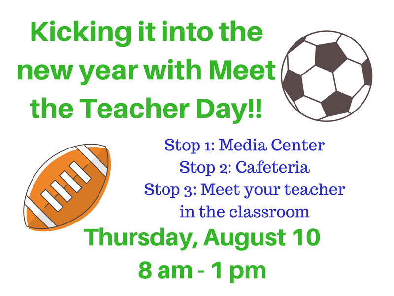 Meet the Teacher Day 2017