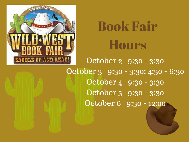 Fall Book Fair 2017