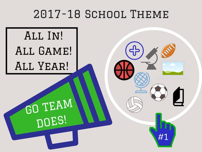 2017 School Theme