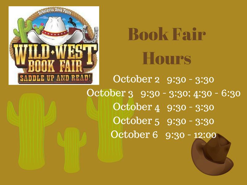 Fall Book Fair 2017