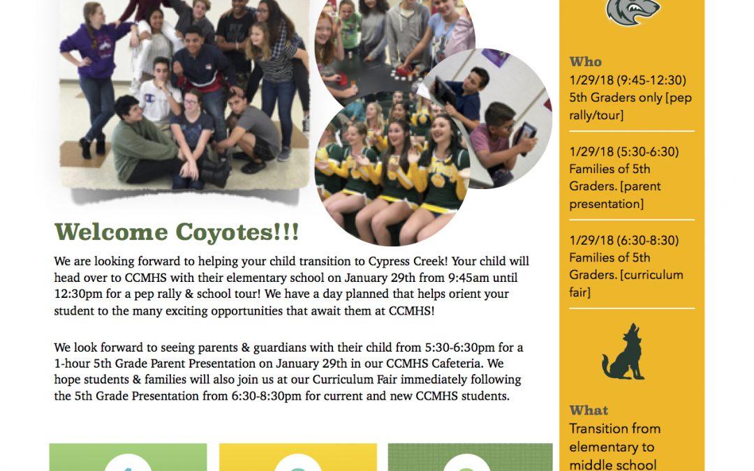 Cypress Creek Middle High School